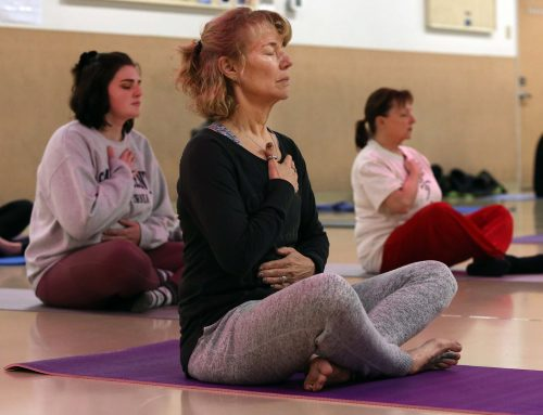 Free Wellness Yoga Now Available In-Person and Online