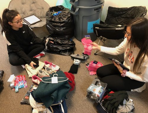 """Students ramp up homeless drive for """"Count Day"""""""