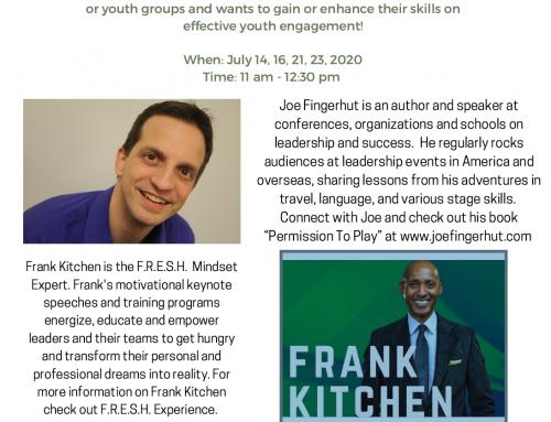 Youth advisor retreat