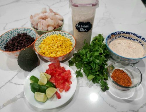 Homemade recipe by Hannah McDonald, our executive director