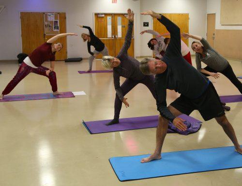 Free Wellness Yoga Each Monday
