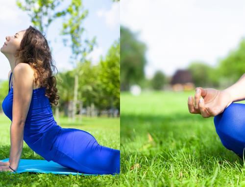 Celebrate International Yoga Day Monday, June 21